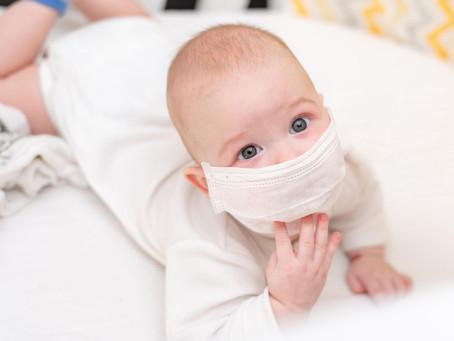 Groepsprocedure: geen mondmaskers voor kinderen - doe mee!