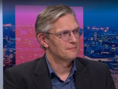 PERSBERICHT: biostatisticus Niels Hens