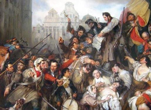 Het volk staat klaar voor de Covid-revolutie