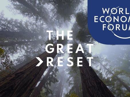 'The Great Reset' gereset.
