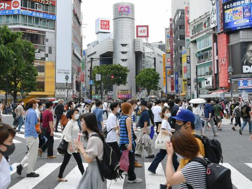 Tokyo zet onze virocratie in haar blootje