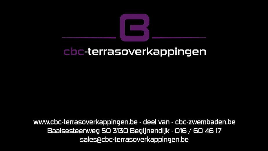 CBC-terrasoverkappingen