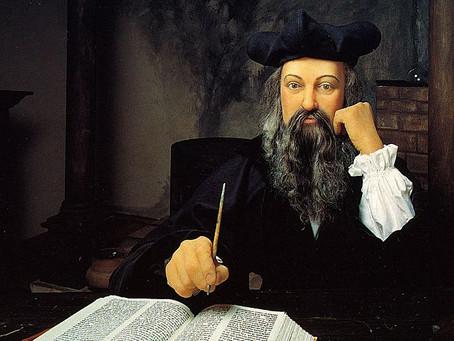 Dit corona-beleid is geïnspireerd door Nostradamus