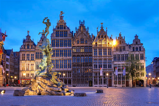 Ga naar Antwerpen!