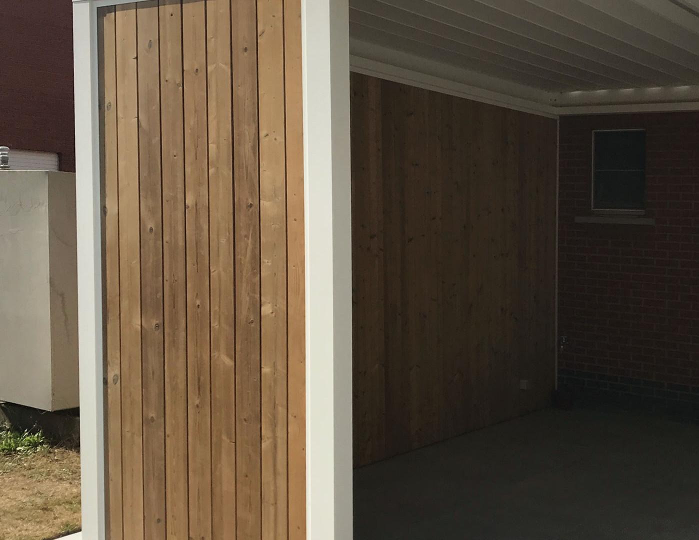 Begijnendijk - CBC-terrasoverkappingen