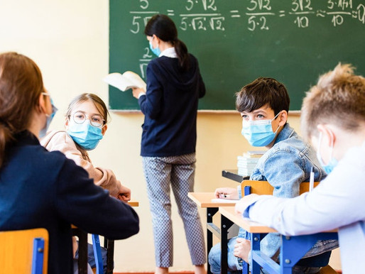 Ben Weyts: Haal die maskers van school!