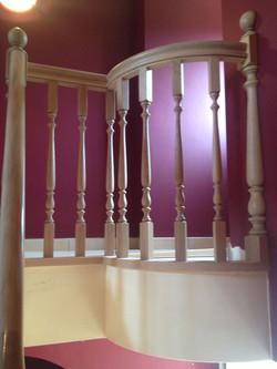 Trappen/Escaliers