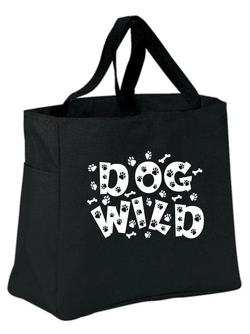 Dog Wild Tote