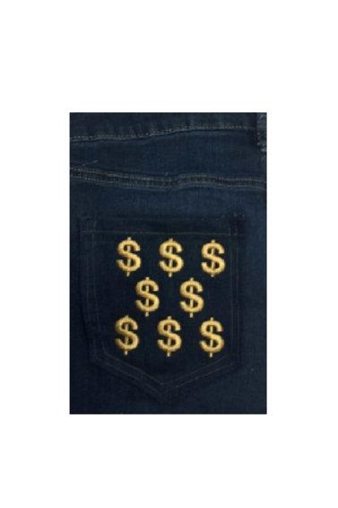 Pocket Money Back Pocket Design