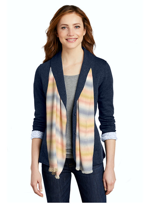 Pastel Ombre' Scarf