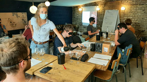 Wine tasting: get trained at the RVF Academy, famous French magazine!