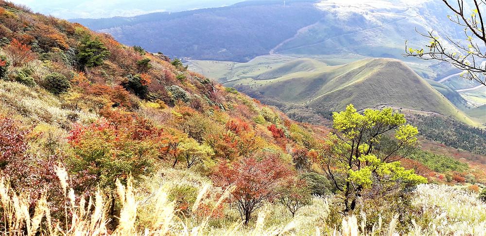 Yufu Japon retraite spirituelle meditation pour seminaire et formation autour du bien-être gestion de stress energie et resilience s'évader seule en trekking