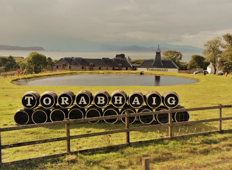 At the heart of Scottish distilleries