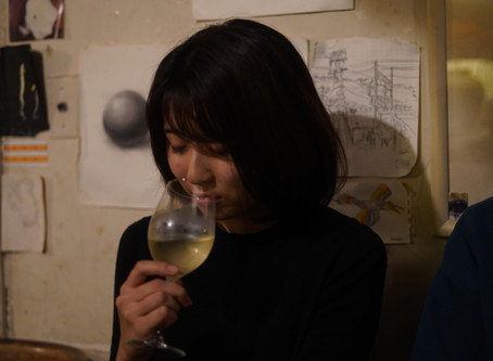 When French culture meets Japanese culture through wine tasting