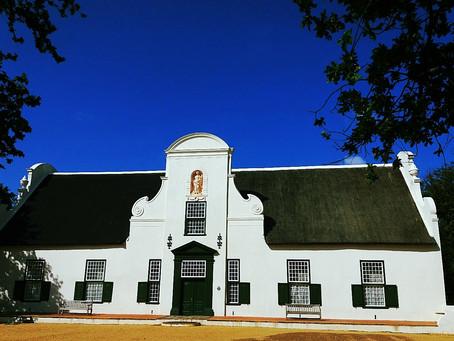 Sur les traces des premiers vins sudafricains : Groot Constantia (English below)