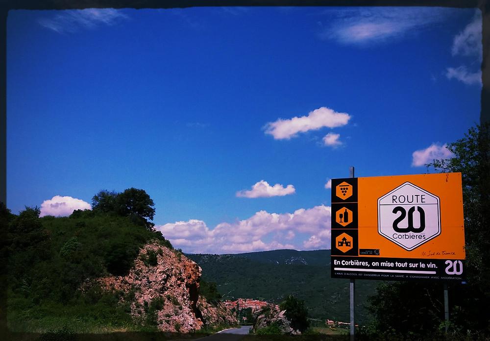Route 20, Corbières