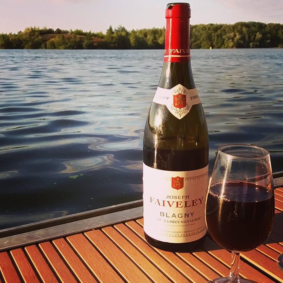 Faiveley, Blagny 1er Cru initiation oenologique et dégustation vin rouge développement des sens Bourgogne