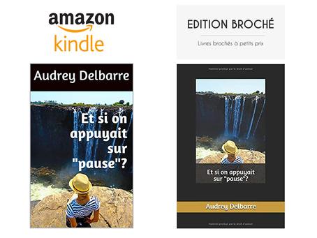 """""""Pause"""": appuierez-vous? Nouveau roman!"""