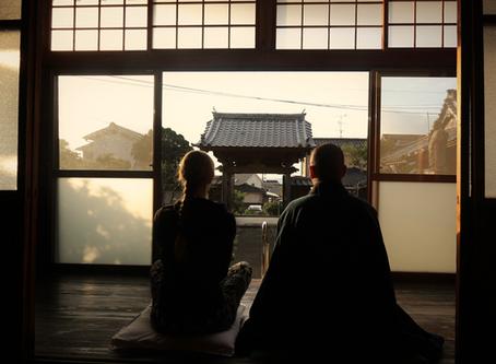 Retraite spirituelle au Japon