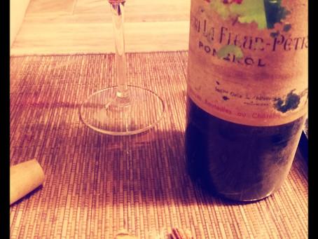 Quoi de mieux que d'ouvrir une belle bouteille de vin entre amis...et qui plus est, de 1974!