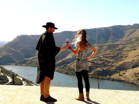 Getaway to a breathtaking wine landscape: welcome to the Douro Valley in Portugal!