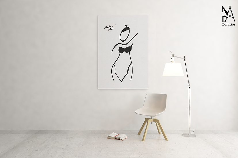 Temptress Canvas
