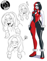 Harley Costume Redesign