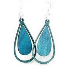 Water Droplet Earrings # 1300