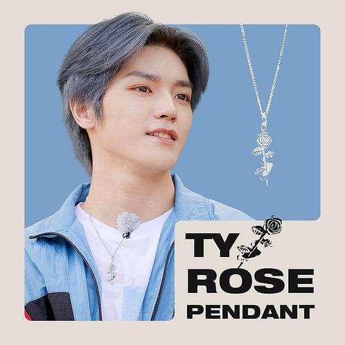 Taeyong Rose Pendent 🌹