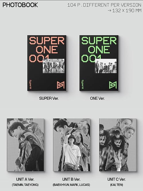 SuperM - SuperOne (KR)