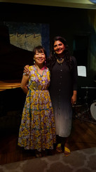 with Kavita Shah