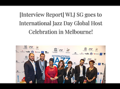 Jazzday Interview Report [26 May 2019]