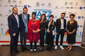 Int'l Jazz Day Global Host Celebration 2019