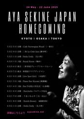 AYA JP TOUR 2019 Itinerary