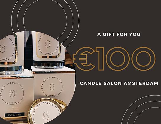 Gift Voucher € 100