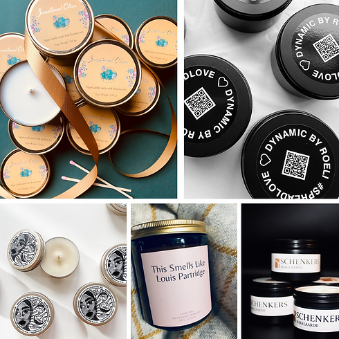 Collage canva custom candles .png