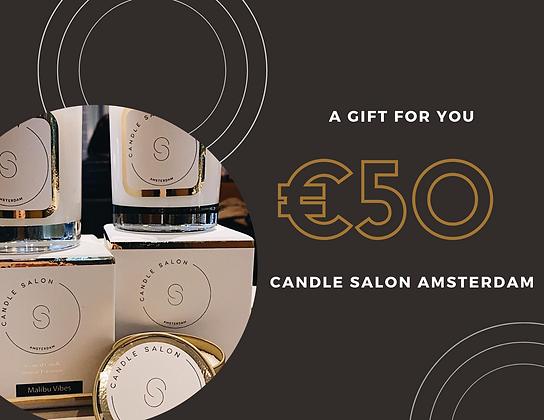 Gift Voucher € 50