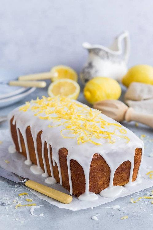 Grannys old style Lemon Drizzle cake