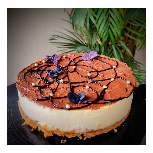 Hazelnut Praline (Cheesecake Topping)