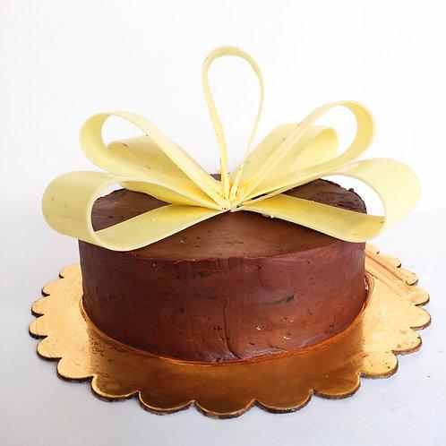 Dark Chocolate and Hazelnut Praline