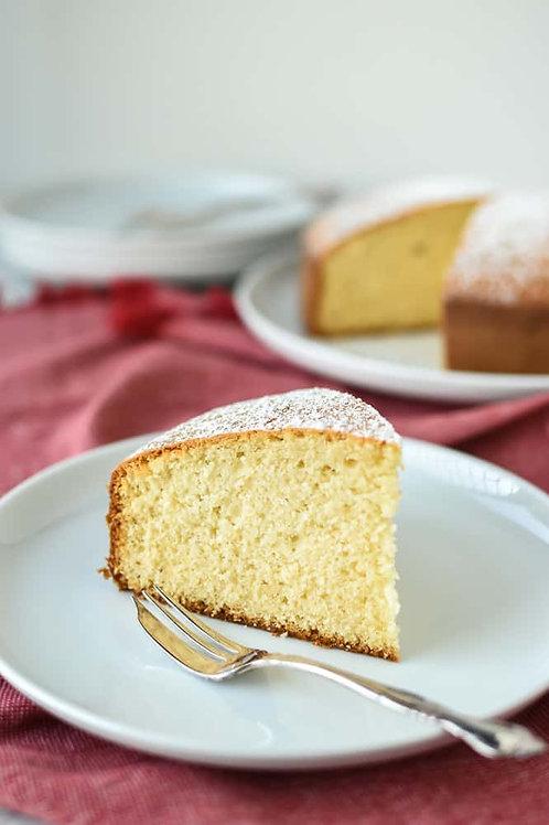 Vanilla Keto cake