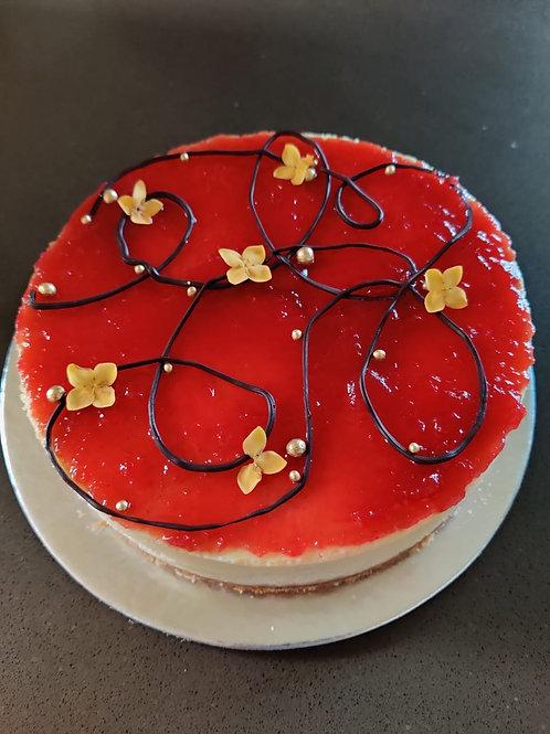 Raspberry (Cheesecake Topping)