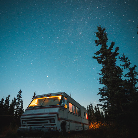 Spectacular Places to Go Camping Under the Stars
