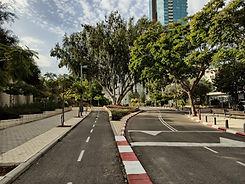 שכונת בבלי תל אביב חלוקת הדרך מחדש.jpeg