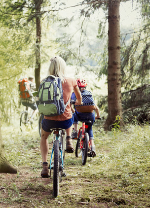 Radwandern