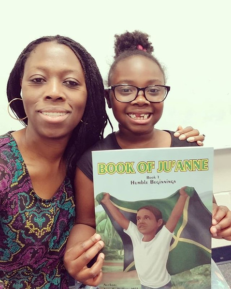 This #young #lady got her #copy of #book