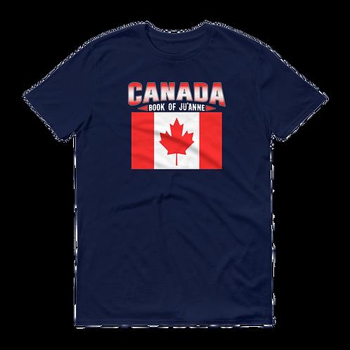 Book of Ju'Anne 2 (Canada unisex t-shirt)