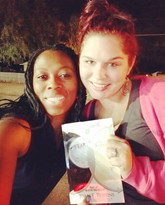 Thanks Crystal for getting your #copy of