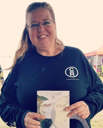 This wonderful #lady got her #copy of #t