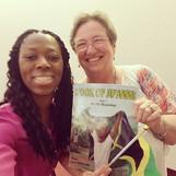 This #educator gor her copy of #bookofju